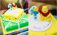 Vinnie the pooh Ireland Food, Fondant Cakes, Birthday, Desserts, Tailgate Desserts, Birthdays, Deserts, Postres, Dessert