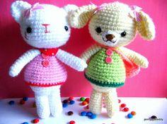 amigurumi bear kitty cat pattern | Flickr - Photo Sharing!