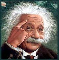 """""""E' meglio essere ottimisti e avere torto che essere pessimisti e avere ragione."""" Albert Einstein"""