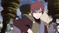 Gaara of the sand Naruto Boys, Kakashi Sensei, Naruto Sasuke Sakura, Shikamaru, Naruto Uzumaki, Boruto, Anime Gifs, Manga Anime, Dark Fantasy