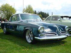 "1953 studebaker | 1953 Studebaker Champion Starliner Hardtop ""Custom"""
