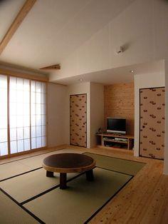 手間を惜しまない紙細工〝唐紙〟守り続けていきたい伝統 Japanese Things, Japanese House, Japanese Paper, Sliding Doors, Wood, Furniture, Home Decor, Sliding Door, Decoration Home
