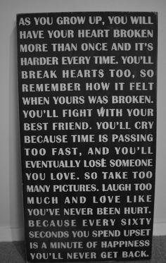 live, laugh, love.