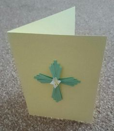 Christening/Baptism Card: Personalised Handmade by BavsCrafts