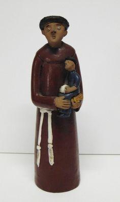 Manuel Eudócio. Santo Antônio. 26 cm.