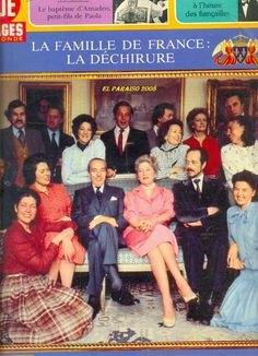 Royal Photography, French Royalty, France, Bulgaria, Magazines, Comics, Children, Books, Count