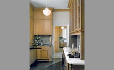 Beautiful butler's pantry in our Milwaukee kitchen remodel  www.remodelwithsaz.com
