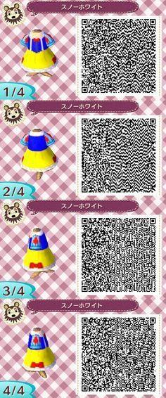 Blancanieves QR code