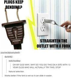trolling Dark Humor