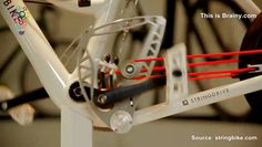 This bicycle uses strings instead of a chain  🚵🚴 #cycling #bike #ebike #time #love #music #life #today #day #video #work #game #girl #weekend #mountain #running #mtb #roadbike #cyclist #roadcycling #riding #bitcoin #blockchain #ecommerce #fashion #tips #news #switzerland #suisse #svizzera➡️  https://buybike.shop/?utm_content=buffer38a37&utm_medium=social&utm_source=pinterest.com&utm_campaign=buffer https://video.buffer.com/v/5a933ef4f447021a1c8820a7