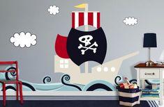 habitacion infantil piratas 7