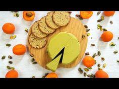 Pistachio Nut Cheese Recipe - Vegan dairy free