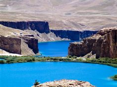Band e Amir : jewel of middle east