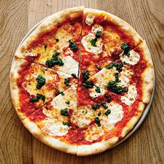 Great Homemade Pizza Recipes - Sunset