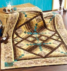 Szilvi foltvarró blogja: Türkizmezők tutorial Quilts, Rugs, Blog, Home Decor, Scrappy Quilts, Beds, Farmhouse Rugs, Decoration Home, Room Decor