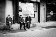 The Gentlemen Society by AndreaBoccone Facebook: AB Street Photography Instagram: AB Street Photography