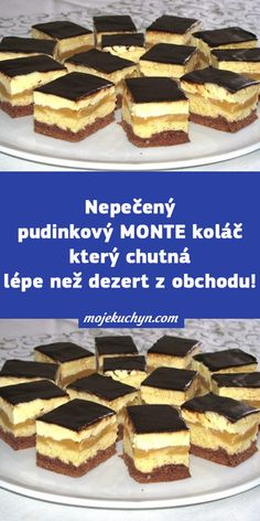 Cake Cookies, Tiramisu, Good Food, Food And Drink, Lunch, Baking, Ethnic Recipes, Desserts, Fashion