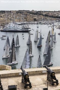 Rolex Malta Oct 2015 Race Start