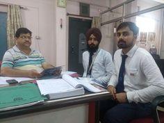 PMKK Lakhimpur team met Mr Satish Rastogi (Branch Manger of Lakhimpur Urban Cooperative Bank) Regarding Mudra Loan & BFSI Placement.  #PMOIndia #RajivPratapRudy #SkillIndia #NSDC National Skill Development Corporation #PMKVY #PMKK