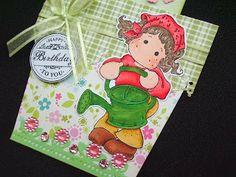 Márcia - cartões: Cartão de aniversário!
