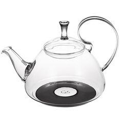 Glass induction water kettle