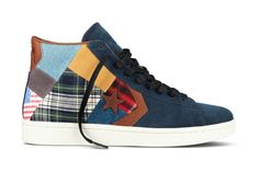 Stüssy NYC for Converse First String Pro Leather | Hypebeast