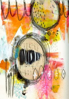 """""""Every Life Has a Story!"""" - {Roben-Marie Smith} - Art Journal Love - Over theFlame..."""