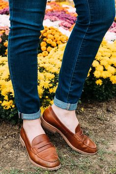 Madewell loafers!