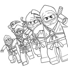 34 Best Ninjago Coloring Pages Images Ninjago Coloring Pages