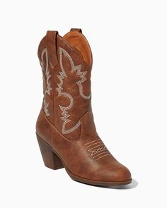 39$ boots ladies at charming charlies. They are short but that's ok | Tae Short Cowboy Boots