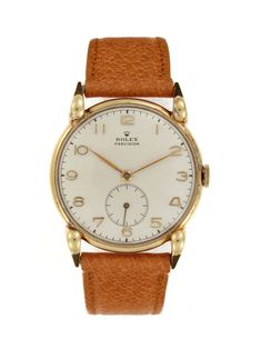 vintage Rolex dress watch