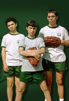 Freaks and Geeks: John Francis Daley, Martin Starr, and Adam Levine