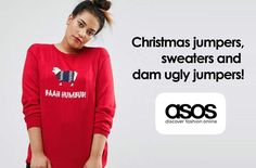 Christmas jumpers, sweaters and dam ugly jumpers