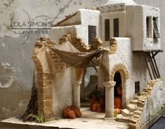 1 million+ Stunning Free Images to Use Anywhere Nativity House, Christmas Nativity Scene, Jessie Tree Ornaments, Fontanini Nativity, Pottery Houses, Free To Use Images, Modelos 3d, Miniature Houses, Clay Houses