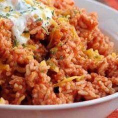 Taco Rice Recipe on Yummly. @yummly #recipe