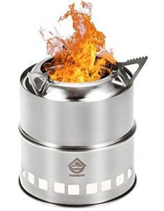 Camping stoves also know as portable stoves are stoves crafted to be lightweight for backpacking, camping, hammocking or if you've been banished to the backyard Best Wood Burning Stove, Stove Board, Best Camping Stove, Stainless Steel Stove, Portable Stove, New Stove, Camping With Kids, Camping Tips