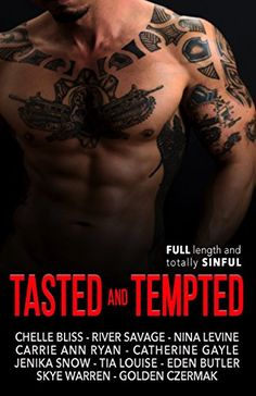 Tasted and Tempted by Chelle Bliss https://www.amazon.com/dp/B01MXXA5TB/ref=cm_sw_r_pi_dp_x_Zicvyb1YD0FBH