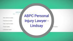 Accident Injury, Personal Injury Lawyer, Mary