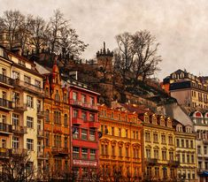 Karlovy Vary, Czech Republic<3