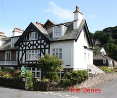 The Denes, Lynton, Devon North Devon, North Coast, Married Life, Perfect Place, Red Deer, Mansions, House Styles, Sally, Places