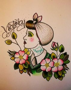 tattoo - old school style