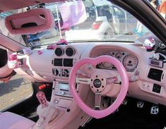 3 Creative And Inexpensive Tips: Car Wheels Design Chevrolet Corvette muscle car wheels. Pink Car Interior, Car Interior Decor, Interior Design, Interior Detailing, Custom Car Interior, Interior Concept, Car Detailing, Interior Ideas, Interior Decorating