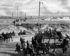 Romanian troops near Odessa, pin by Paolo Marzioli