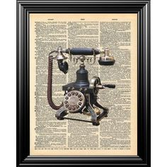 SEUSS CAT IN HAT~SMILE~ ALTERED ART UPCYCLED VINTAGE DICTIONARY ART PRINT! DR