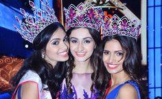 2015 Miss India World - Aditi Arya! | Mirchi Hub