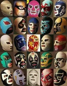 Sólo para conocedores... Blue Demon, Luchador Mask, Mexican Mask, Mexican Wrestler, Catch, Mexican Heritage, Batman Wallpaper, 5th Grade Art, Sport Of Kings