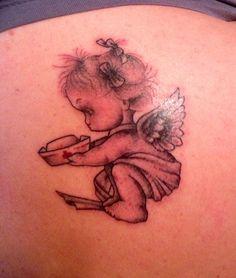 My new Nursing tattoo!! Love it!