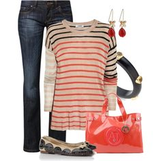 My Style - Casual Friday by fantasy-closet on Polyvore