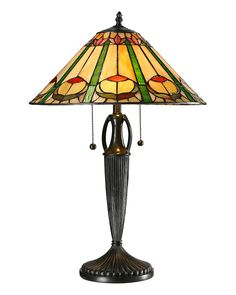Dale Tiffany 24in Quill Table Lamp #Table #Lamp #Home #FurnitureLighting