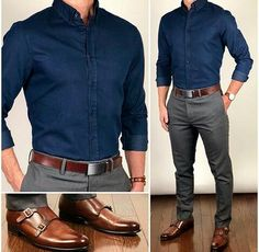 46 Stylish Formal Men Work Outfit Ideas To Change Your Style - Männer Mode - Outfits Mode Outfits, Fashion Outfits, Fashion Shirts, Lolita Fashion, Fashion Fashion, Trendy Fashion, Luxury Fashion, Vintage Fashion, Outfit Chic